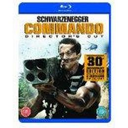 Commando: Director's Cut [Blu-ray]